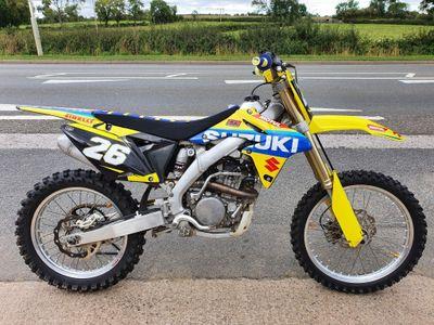 Suzuki RM-Z250 Motocrosser 250