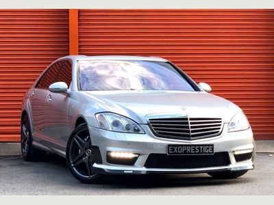 Mercedes-Benz S Class Limousine 5.5 S600 L 4dr