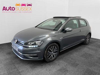 Volkswagen Golf Hatchback 1.5 TSI EVO SE Nav (s/s) 3dr