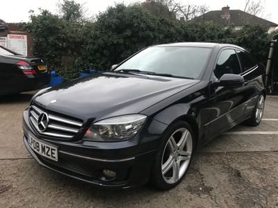 Mercedes-Benz CLC Class Coupe 1.8 CLC180 Kompressor Sport 2dr