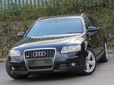 Audi A6 Avant Estate 2.0 TDI S line CVT 5dr