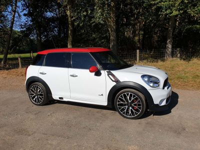 MINI COUNTRYMAN Hatchback 1.6 John Cooper Works (Chili) ALL4 5dr