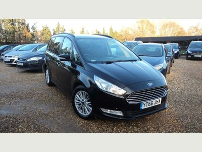 Ford Galaxy MPV 2.0 TDCi Zetec MPV 5dr Diesel Powershift (s/s) (150 ps)