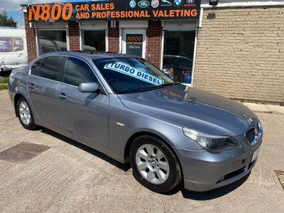 BMW 5 Series Saloon 3.0 530d SE 4dr