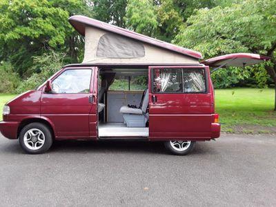 Volkswagen Transporter Van Conversion REIMO LUCKY