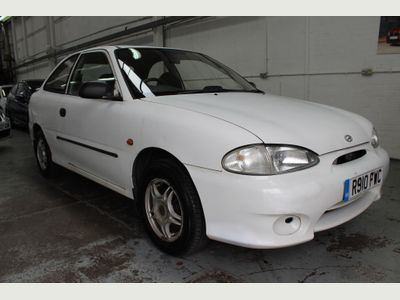 Hyundai Accent Coupe 1.3 3dr