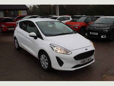Ford Fiesta Hatchback 1.5 TDCi Style (s/s) 5dr