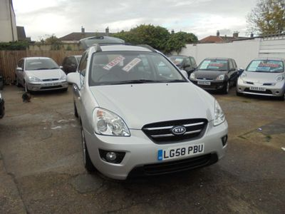 Kia Carens MPV 2.0 CRDi GS 5dr (7 Seats)