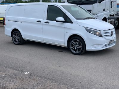 Mercedes-Benz Vito Panel Van EURO 6 LONG WHEEL BASE VAN