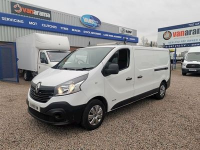 Renault Trafic Panel Van 1.6 dCi 29 Business L2H1 5dr