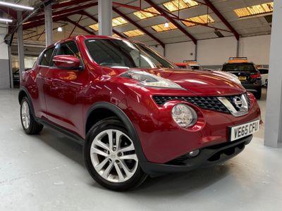 Nissan Juke SUV 1.5 dCi Acenta Premium (s/s) 5dr