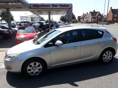 Vauxhall Astra Hatchback 1.3 CDTi ecoFLEX S 5dr