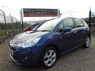 Citroen C3 Hatchback 1.2 PureTech Exclusive (s/s) 5dr