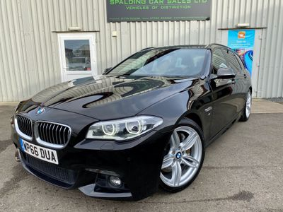 BMW 5 Series Estate 3.0 535d M Sport Touring 5dr