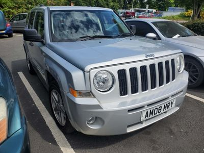 Jeep Patriot SUV 2.0 CRD Limited 4x4 5dr