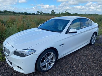 BMW 5 Series Saloon 3.0 535i ActiveHybrid M Sport 4dr
