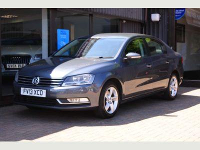Volkswagen Passat Saloon 1.6 TDI BlueMotion Tech S (s/s) 4dr