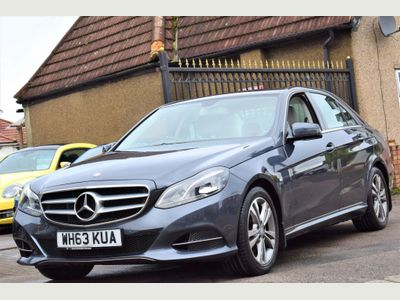 Mercedes-Benz E Class Saloon 2.0 E250 SE 7G-Tronic Plus 4dr