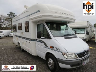 Auto-Trail Cheyenne 632 Coach Built