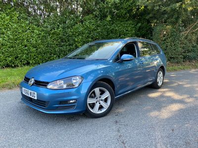 Volkswagen Golf Estate 2.0 TDI BlueMotion Tech Match Edition (s/s) 5dr