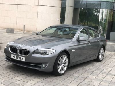 BMW 5 Series Saloon 3.0 535i SE 4dr