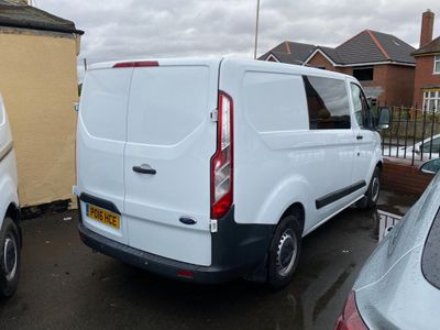 Ford Transit Custom Other 2.2 TDCi 310 Double Cab-in-Van L1 H1 5dr