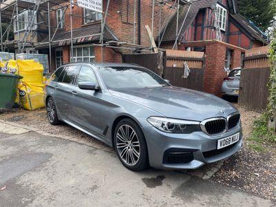 BMW 5 Series Estate 2.0 520d M Sport Touring Auto xDrive (s/s) 5dr