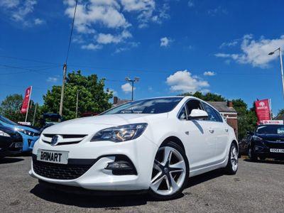 Vauxhall Astra Hatchback 1.6 CDTi ecoFLEX Limited Edition (s/s) 5dr