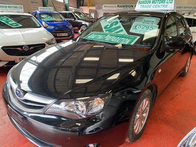 Subaru Impreza Hatchback 1.5 RC 5dr