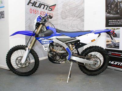 Yamaha WR250 Motocrosser 250 F