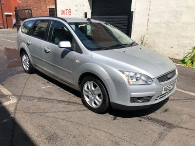 Ford Focus Estate 1.6 TDCi DPF Style 5dr