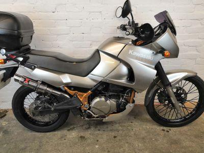 Kawasaki KLE500 Adventure