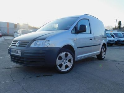 Volkswagen Caddy Panel Van SOLD SOLD SOLD