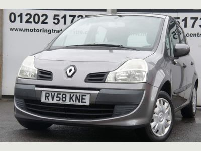 Renault Grand Modus Hatchback 1.5 dCi Expression 5dr