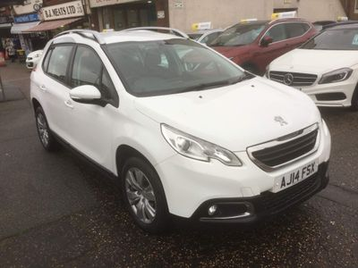Peugeot 2008 SUV 1.6 e-HDi Active (s/s) 5dr