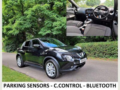 Nissan Juke SUV 1.2 DIG-T Acenta (s/s) 5dr