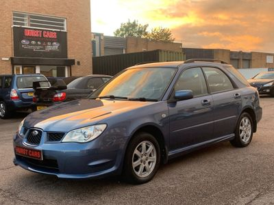 Subaru Impreza Hatchback 1.5 R 5dr
