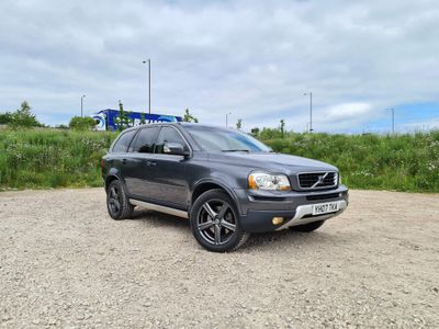 Volvo XC90 SUV 2.4 D5 SE Sport Geartronic AWD 5dr