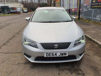 SEAT Leon Estate 1.6 TDI Ecomotive SE (Tech Pack) ST (s/s) 5dr