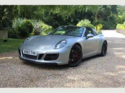 Porsche 911 Coupe 3.0T 991 Carrera 4 GTS PDK 4WD (s/s) 2dr
