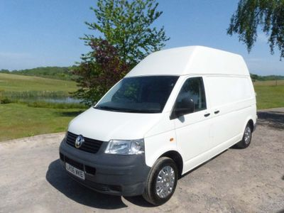 Volkswagen Transporter Panel Van 1.9 TDI T30 Medium Roof Van 4dr (LWB)