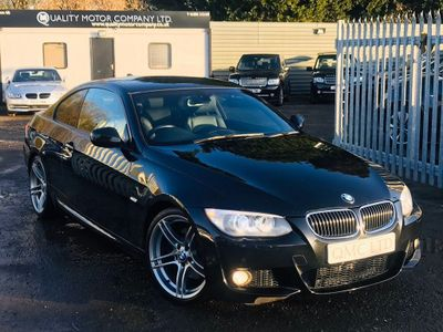 BMW 3 Series Coupe 3.0 325d Sport Plus 2dr