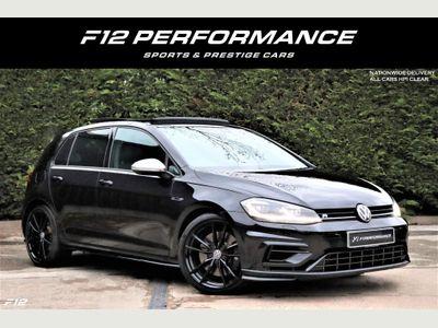 Volkswagen Golf Hatchback 2.0 TSI R DSG 4Motion (s/s) 5dr
