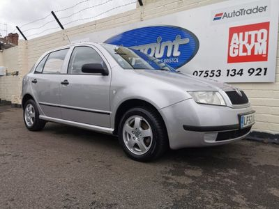 SKODA FABIA Hatchback 1.4 Silverline Limited Edition 5dr