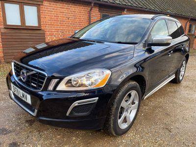Volvo XC60 SUV 2.4 D5 R-Design Geartronic AWD 5dr