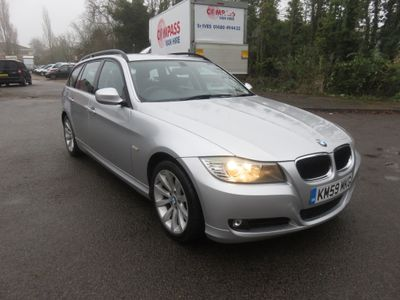 BMW 3 Series Estate 2.0 318i SE Business Edition Touring 5dr