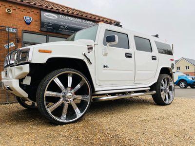 Hummer H2 SUV 6.2 V8 Luxury 5dr
