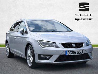 SEAT Leon Estate 2.0 TDI FR (Tech Pack) Sport Tourer (s/s) 5dr
