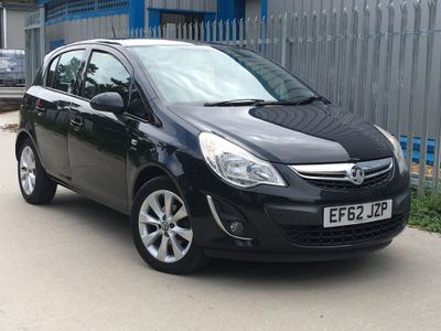 Vauxhall Corsa Hatchback 1.3 CDTi ecoFLEX 16v Active 5dr (a/c)