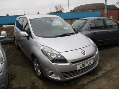 Renault Grand Scenic MPV 1.6 TD Dynamique TomTom (s/s) 5dr